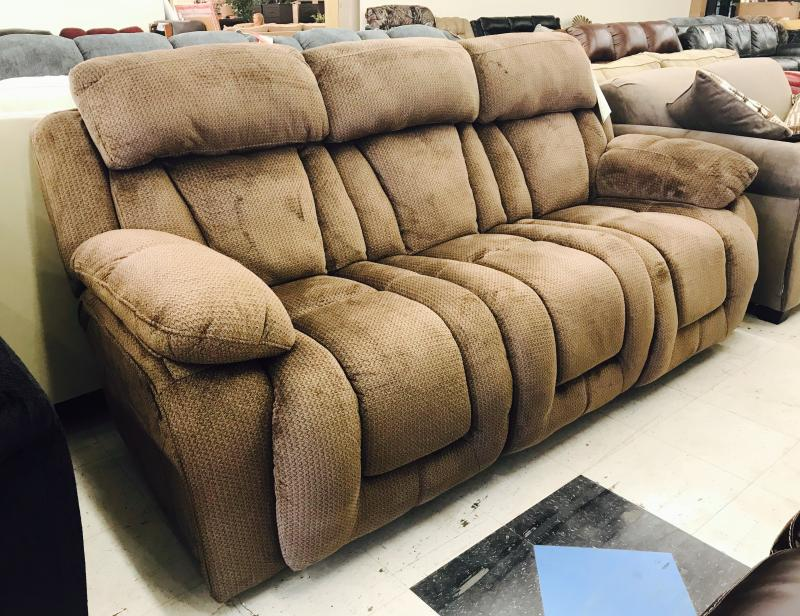 Manual Reclining sofa $539.40