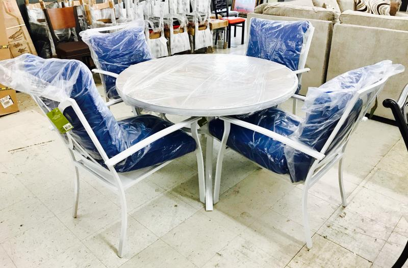 5 PC OUTDOOR DINING SET $299.99