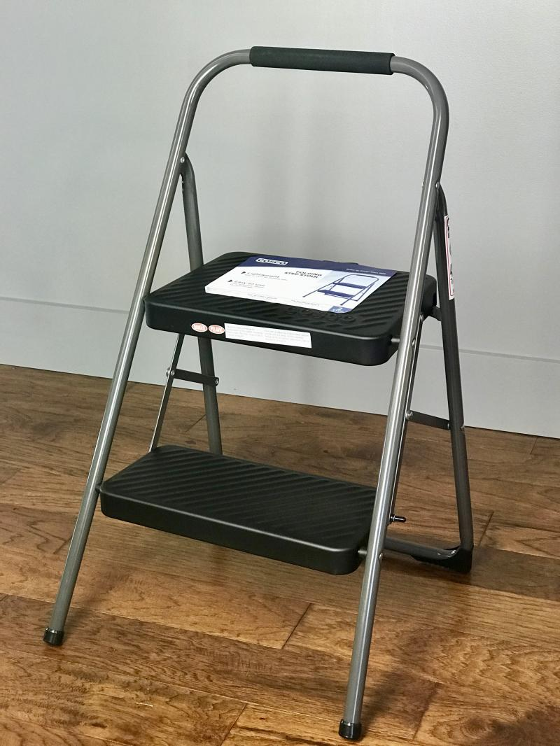 2 step ladder $14.99