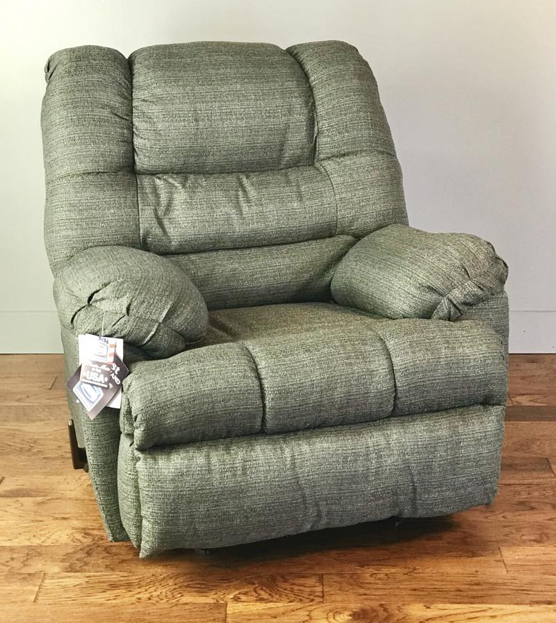 Mover Teal manual Recliner $199.99