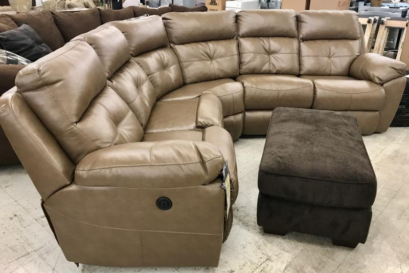 Power J Wedge Sectionla Sofa $899.99