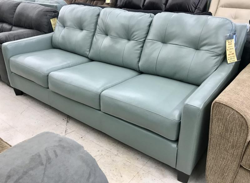 Teal Queen Sleeper $809.99
